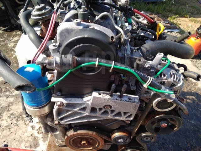 Двигатель в сборе. Hyundai: Lantra, ix35, Matrix, Accent, Elantra, Tucson, Lavita, Verna, Trajet, Santa Fe, Santa Fe Classic Kia Sportage, JE, KM Двиг...