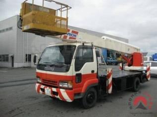 Isuzu Forward. (Juston) автовышка SK260, 28 метров от земли, 28м. Под заказ