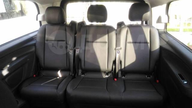 Mercedes-Benz Vito. Style 119 BluTEC L, 8 мест