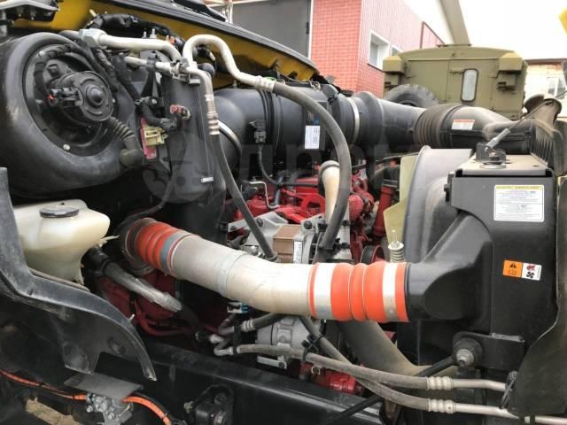 Ford F650. Дом на колесах, 6 686куб. см.