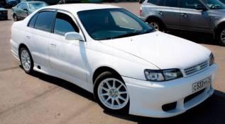 Обвес кузова аэродинамический. Toyota Carina, AT190, CT190, ST190, AT191, ST195, AT192, CT195 Toyota Corona, AT190, CT190, ST190, ST191, CT195, ST195...