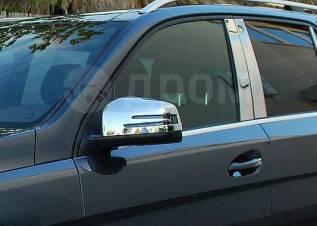 Накладка на зеркало. Mercedes-Benz G-Class, W463 Mercedes-Benz GL-Class, W164, W166, X166. Под заказ