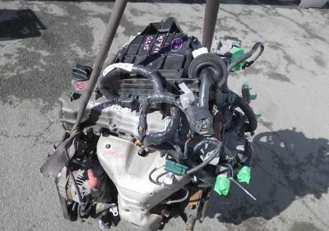Двигатель в сборе. Nissan: Wingroad, Bluebird Sylphy, AD, Pulsar, Almera, Sunny Двигатели: QG15DE, QG15, QG18DE, YD22DDT