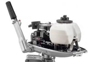 Sharmax. 5,00л.с., 2-тактный, бензиновый, нога S (381 мм), 2017 год год