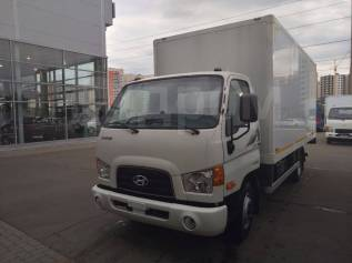 Hyundai HD78. HD78 изотермический фургон, 3 900куб. см., 4 000кг.