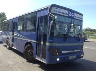 Daewoo. Автобусы