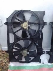 Вентилятор охлаждения радиатора. Nissan X-Trail, NT30, PNT30, T30 Двигатели: QR20DE, QR25DE, SR20VET, YD22DDTI