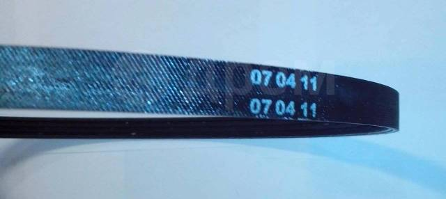 Ремень компрессора Mitsuboshi 4PK855 38920-P7A-505 38920-P7A-004. Nissan: Bluebird, Lucino, Avenir, Almera, Sunny, Cedric, Skyline, 180SX, Silvia, Tin...