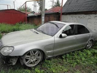 Mercedes-Benz. W220, 275 113