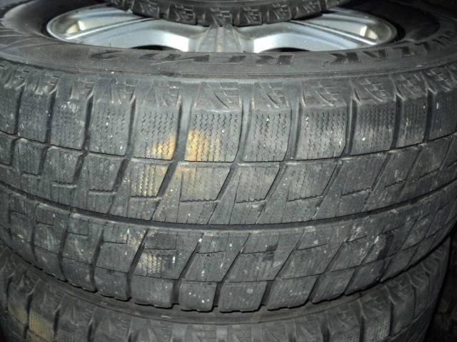 Bridgestone Blizzak Revo2. Зимние, без шипов, 2009 год, 20%, 4 шт