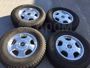 "265/65 R17 Bridgestone Blizzak DM-Z3 литые диски 6х139.7 (K10-1714). 7.5x17"" 6x139.70 ET25"