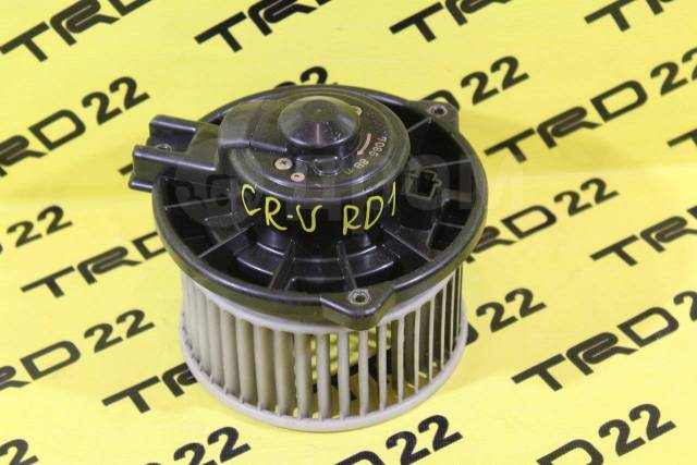 Мотор печки. Honda Odyssey, RA1, RA2, RA3, RA4, RA5 Honda CR-V, RD1, RD2 Honda Stepwgn, RF1, RF2 Honda Shuttle Двигатели: F22B6, F22B9, F22Z3, F23A7...