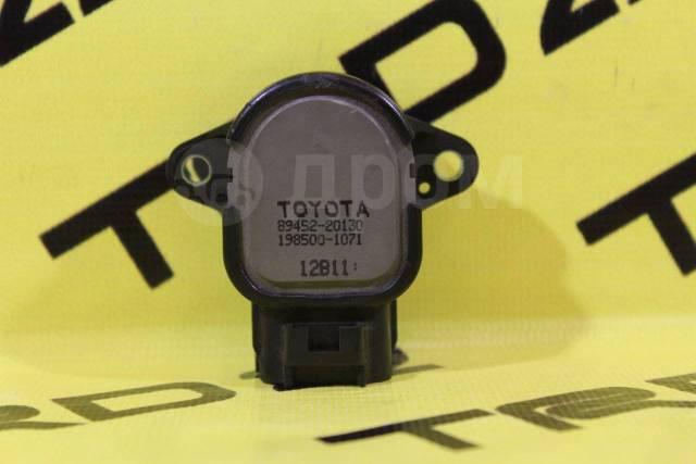 Датчик положения дроссельной заслонки. Toyota: Corona, Platz, Ipsum, Avensis, Corolla, Yaris Verso, Tercel, Probox, MR-S, Raum, Sprinter, Vista, Echo...