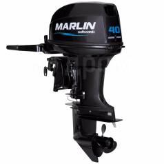 Marlin. 40,00л.с., 2-тактный, бензиновый, нога L (508 мм), 2018 год год