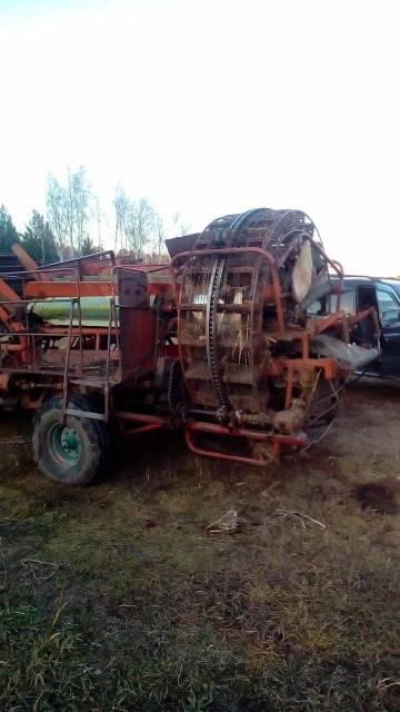 Агротехресурс ККУ-2А. Картофелеуборочные комбайн кку-2