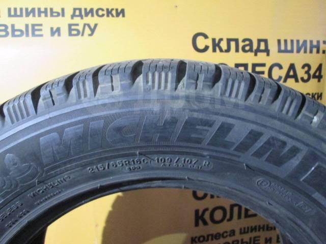 Michelin. Зимние, шипованные, 10%, 4 шт