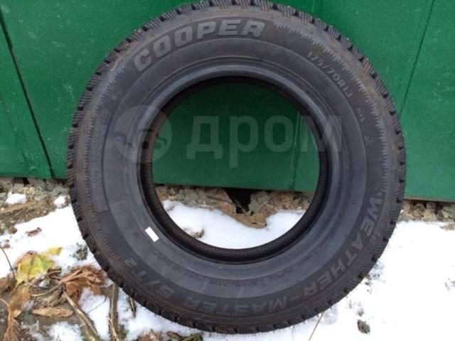 Cooper Weather-Master S/T 2. Зимние, шипованные, без износа, 4 шт