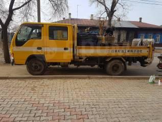 Isuzu Elf. Продам двухкабинный грузовик , 4 300куб. см., 3 000кг.