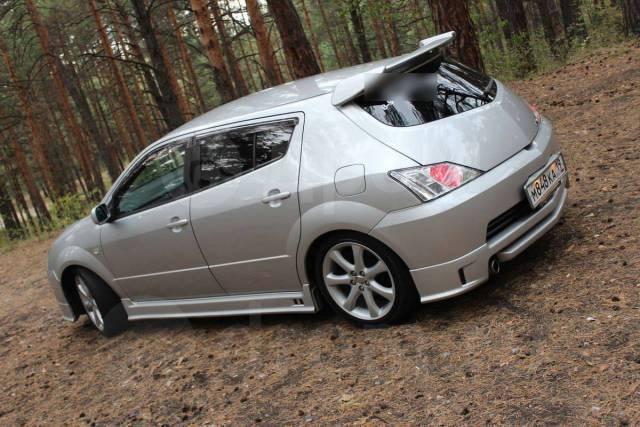 Обвес кузова аэродинамический. Toyota WiLL VS