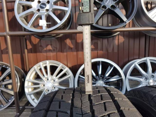 Dunlop Winter Maxx SJ8. Зимние, без шипов, 5%, 4 шт