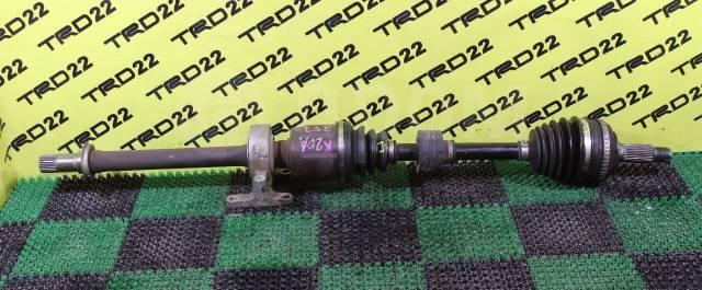 Привод, полуось. Honda Stepwgn, RF3, RF4, RF5, RF6, RF7, RF8 Двигатели: K20A, K24A
