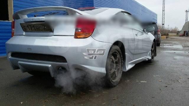 Обвес кузова аэродинамический. Toyota Celica, ZZT230, ZZT231 Двигатели: 1ZZFE, 2ZZGE
