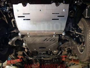 Защита двигателя. Toyota Land Cruiser Toyota Land Cruiser Prado, GRJ120, GRJ120W, GRJ121W, GRJ125W, KDJ120, KDJ120W, KDJ121W, KDJ125W, LJ120, RZJ120W...