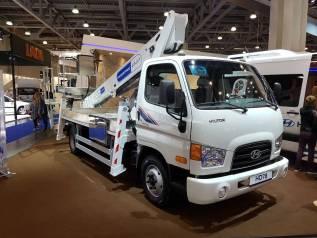 Hyundai HD78. АГП-22Т на HD-78, 22,00м.