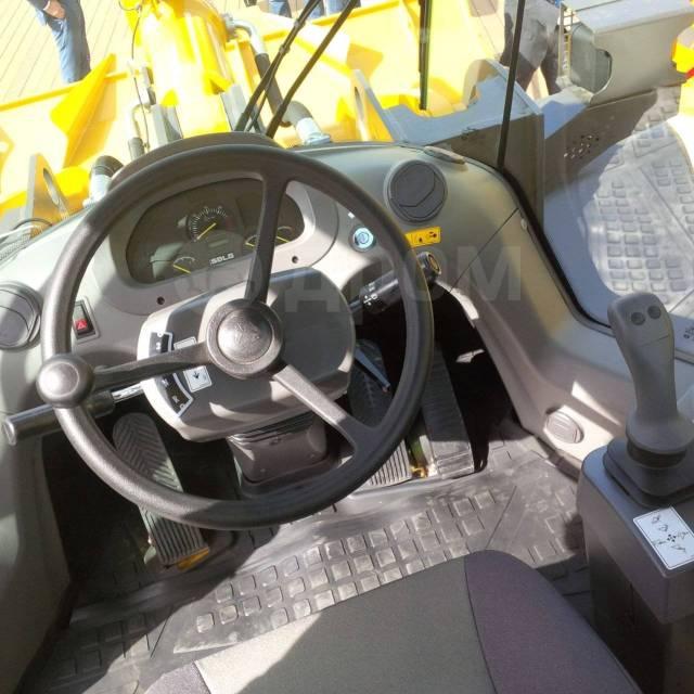 Sdlg. Погрузчик фронтальный SDLG L956FH Volvo, 5 000кг., Дизельный, 5,00куб. м.