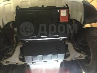 Защита двигателя. Mitsubishi Pajero Sport, KH0 Двигатели: 4D56, 4M41, 6B31