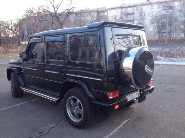 Колпак запасного колеса. Mercedes-Benz G-Class, W463