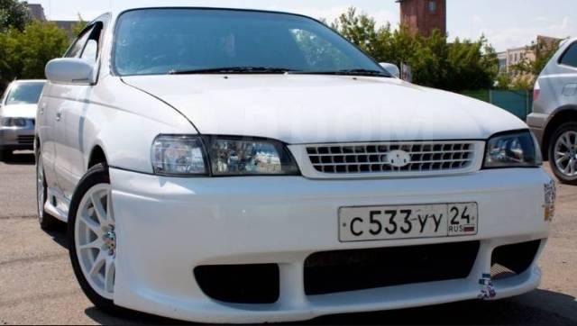 Обвес кузова аэродинамический. Toyota Caldina, CT190, CT190G, ST190, ST190G, CT196V, CT199V, AT191G, ET196V, ST195G, ST198V, ST191G, CT198V, CT197V Дв...