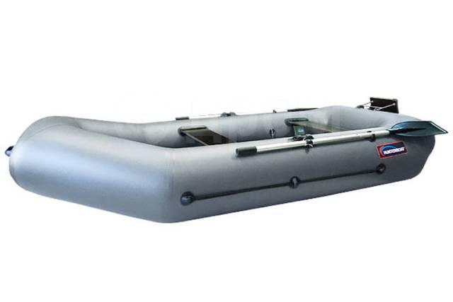 Хантер 280 РТ. 2017 год год, длина 2,80м., двигатель подвесной, 3,60л.с., бензин