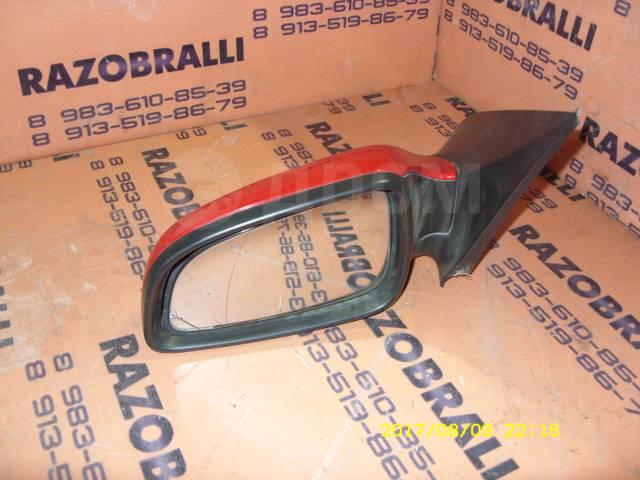 Зеркало левое электрическое для Опель Астра H Opel Astra H