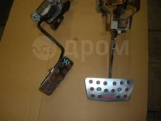 Накладка на педаль. Subaru Forester, SG, SG5, SG6, SG69, SG9, SG9L