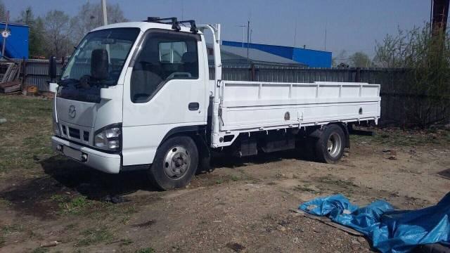 Mazda Titan. Продам грузовик со съемной будкой, 4 777куб. см., 2 000кг.