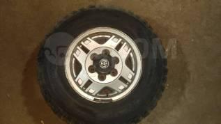 "Продам колеса. x15"" 6x139.70"