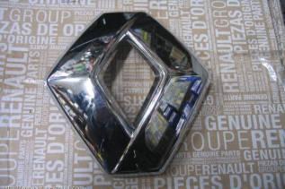 Эмблема решетки. Renault Logan, L8 Renault Fluence Renault Sandero, 5S Двигатели: H4M, K4M, K7M, D4F