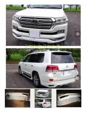 Обвес кузова аэродинамический. Toyota Land Cruiser, UZJ200, UZJ200W. Под заказ