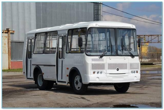 ПАЗ 32054. Автобус , 43 места