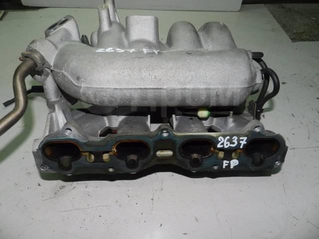 Коллектор впускной. Mazda Premacy, CP8W, CPEW Mazda Familia, BJ3P, BJ5P, BJ5W, BJ8W, BJEP, BJFP, BJFW, YR46U15, YR46U35, ZR16U65, ZR16U85, ZR16UX5 Дви...