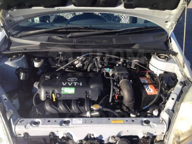 Двигатель в сборе. Toyota: Yaris, Echo Verso, Platz, Vitz, WiLL Vi, Echo, Yaris Verso, Funcargo, bB Двигатель 2NZFE