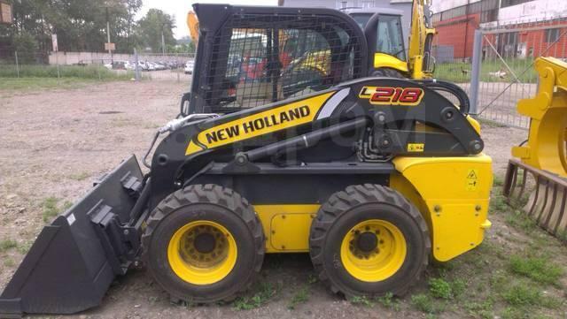 New Holland L218. Мини-погрузчик , Новый, 820кг., Дизельный