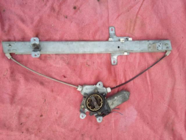 Стеклоподъемный механизм. Mitsubishi RVR