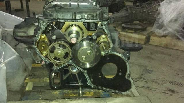 Блок цилиндров. Nissan Terrano, R50, TR50 Nissan Ambulance, ATE50, ATWE50, FLGE50, FLWGE50 Nissan Elgrand, ATE50, ATWE50 Двигатели: ZD30DDTI, ZD30DDT