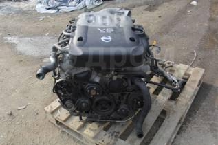 Двигатель в сборе. Nissan Stagea, HM35, JGBY32, K10, NM35, PM35, PNM35, WGC34, WGNC34, WHC34 Двигатели: VQ25DET, VQ30DD, VQ35DE