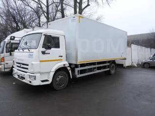 КамАЗ 4308. Изотермический фургон на шасси Камаз 4308 (АФ-47415Е), 7 000кг., 4x2