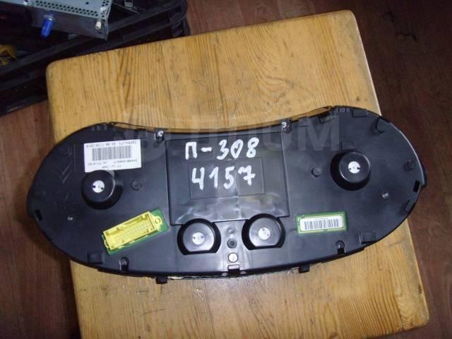 Панель приборов. Peugeot 308, 4B, 4E Двигатели: 9HZ, DV6CTED4, DW10BTED4, DW10DTED4, EP3C, EP6, EP6C, EP6CDT, EP6DT