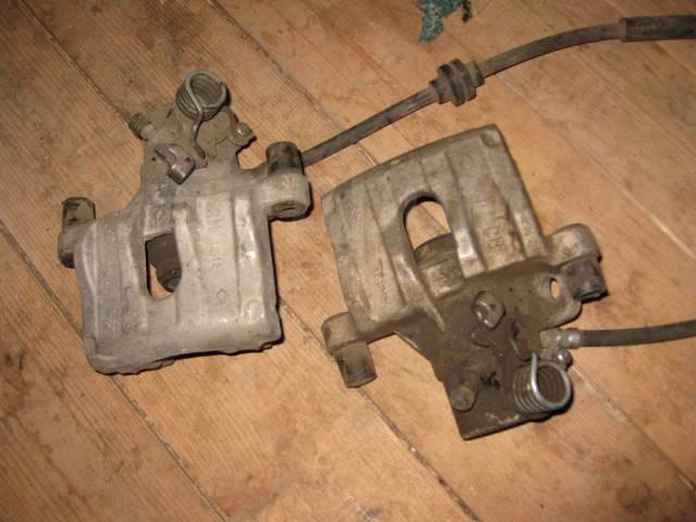 Суппорт тормозной. Chevrolet Lacetti, J200 Двигатели: F14D3, F16D3, F18D3, T18SED