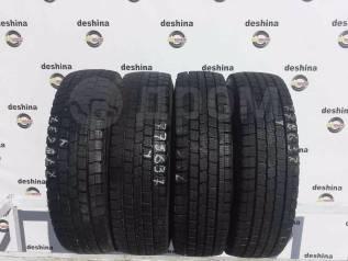 Dunlop DSV-01. Зимние, без шипов, 2010 год, 10%, 2 шт